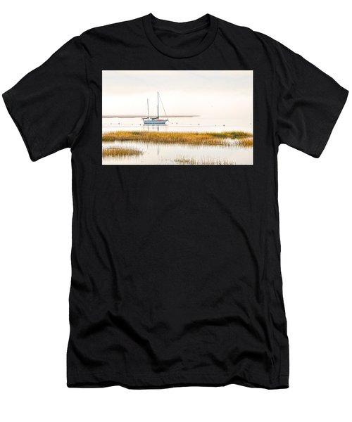 Mooring Line Men's T-Shirt (Athletic Fit)