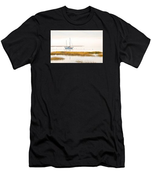 Mooring Line Men's T-Shirt (Athletic Fit)