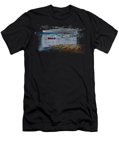 Moorings 2 Men's T-Shirt (Athletic Fit)