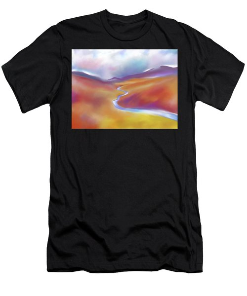 Moors And Mountains Men's T-Shirt (Athletic Fit)