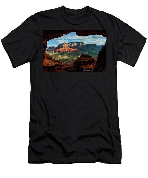 Moose Ridge 06-056 Men's T-Shirt (Athletic Fit)