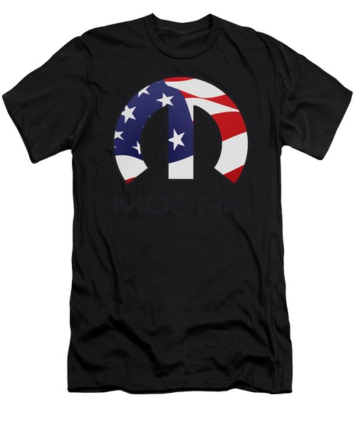 Mopar Usa Men's T-Shirt (Athletic Fit)