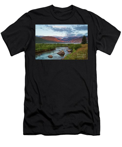 Moraine Park Glow Men's T-Shirt (Athletic Fit)