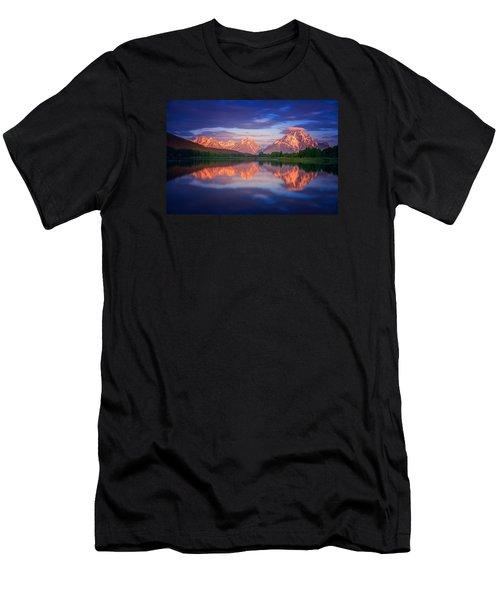 Moran Cloudcap Men's T-Shirt (Athletic Fit)