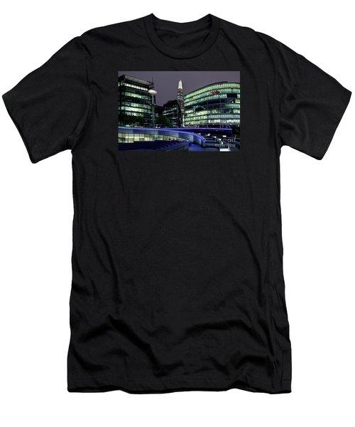 More London Riverside Men's T-Shirt (Athletic Fit)