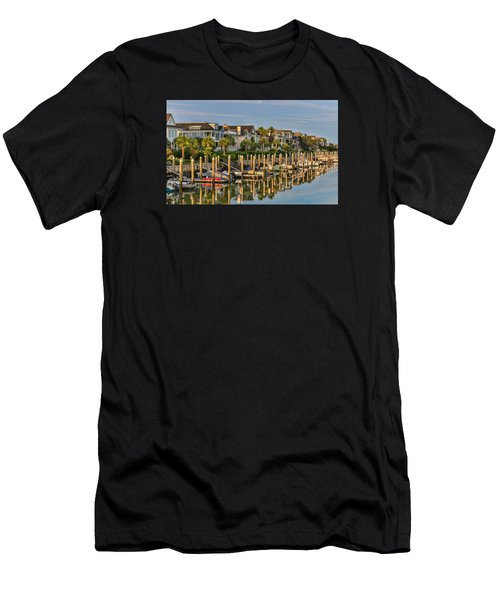 Morgan Place Homes In Wild Dunes Resort Men's T-Shirt (Athletic Fit)