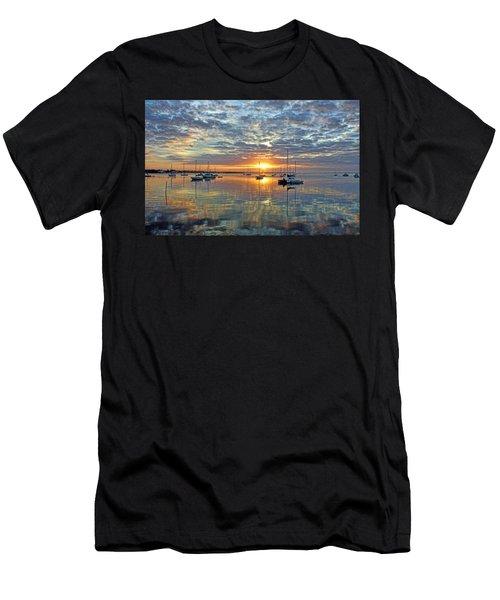 Morning Bliss Men's T-Shirt (Athletic Fit)