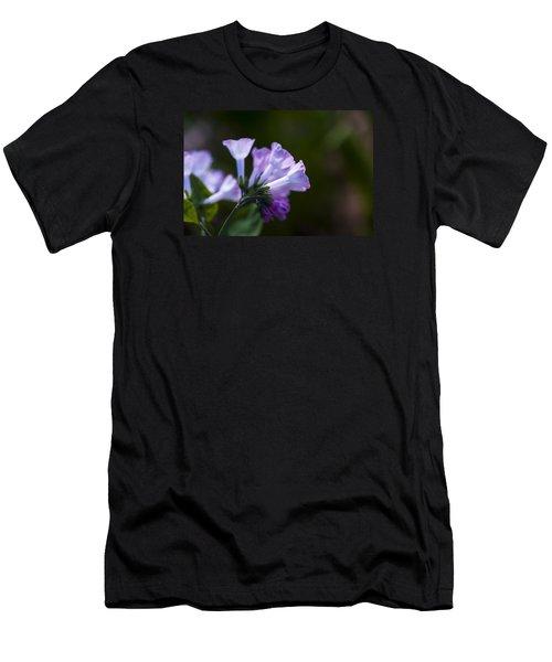 Morning Bluebells Men's T-Shirt (Athletic Fit)