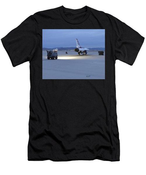 Morning Go Men's T-Shirt (Athletic Fit)