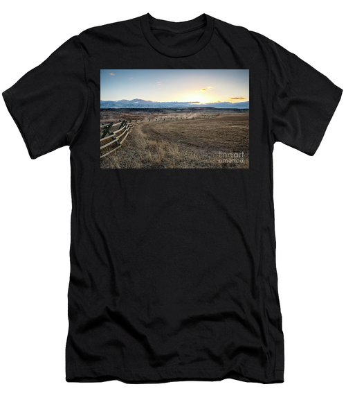 Morning Grace Men's T-Shirt (Athletic Fit)
