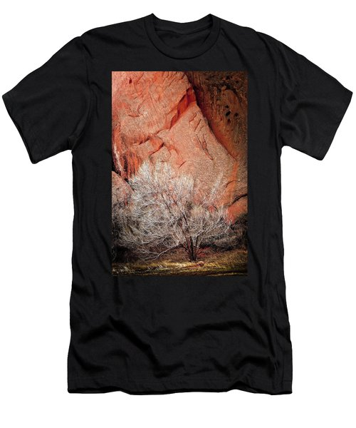 Morning Has Broken Men's T-Shirt (Slim Fit) by Jeffrey Jensen