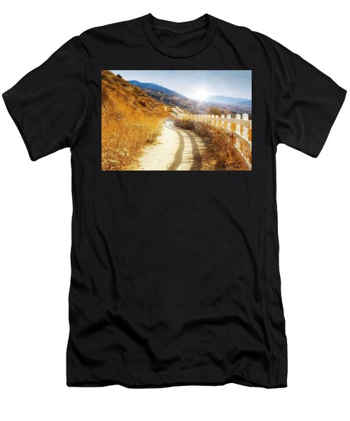 Morning Hike Men's T-Shirt (Athletic Fit)