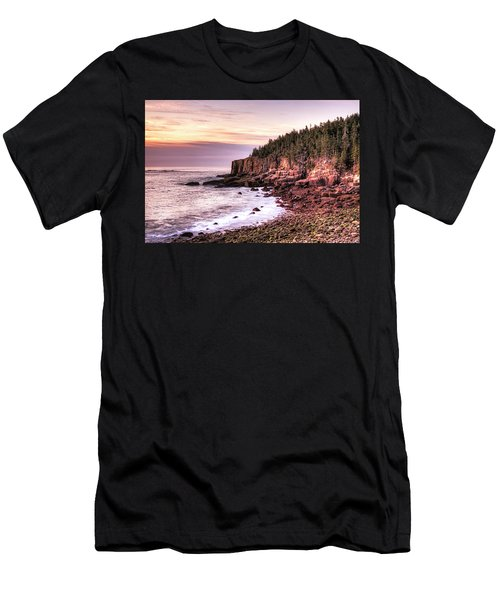 Morning In Acadia Men's T-Shirt (Athletic Fit)