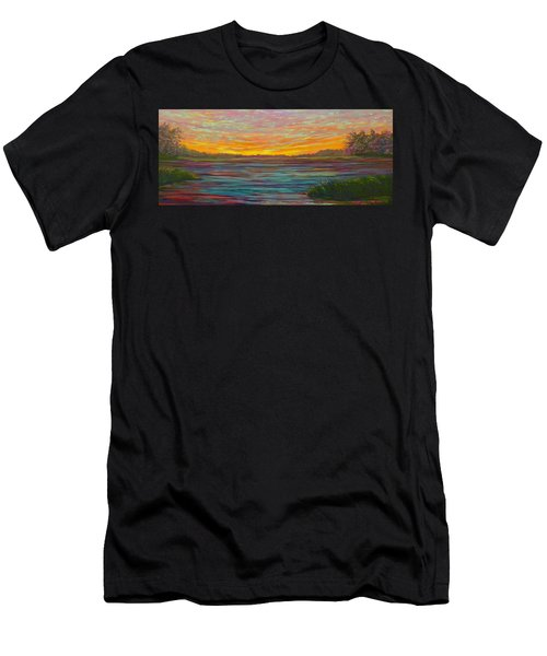 Southern Sunrise Men's T-Shirt (Athletic Fit)