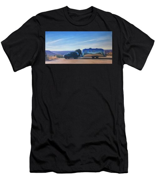 Morning In Palo Duro Men's T-Shirt (Athletic Fit)