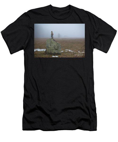 Morning Meditation Men's T-Shirt (Athletic Fit)