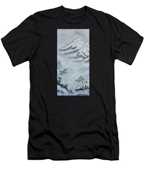 Morning Mist 2 Men's T-Shirt (Athletic Fit)