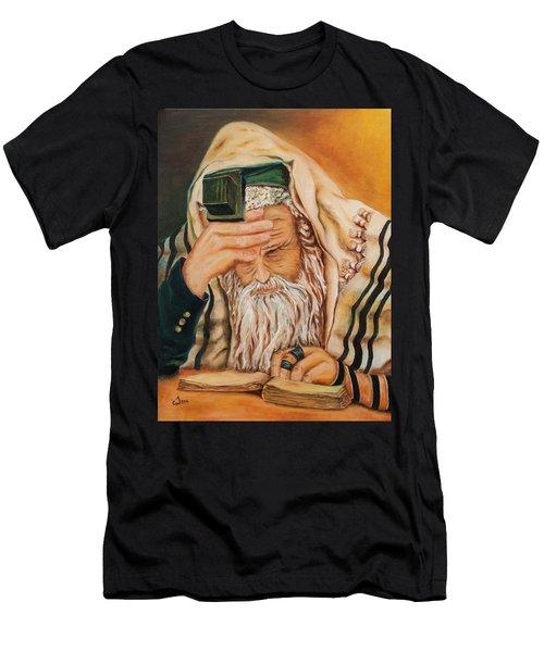 Morning Prayer Men's T-Shirt (Athletic Fit)