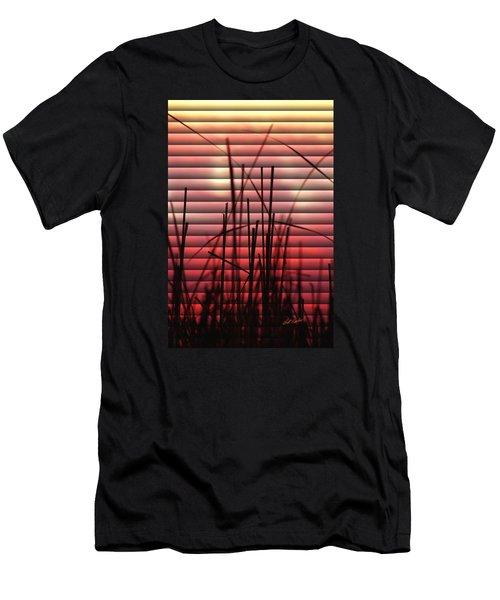 Morning Reeds Men's T-Shirt (Athletic Fit)