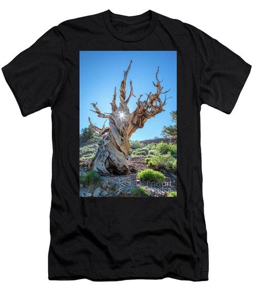 Morning Salutation Men's T-Shirt (Athletic Fit)