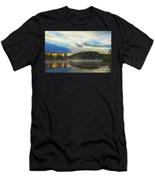 Morning Serenity.. Men's T-Shirt (Athletic Fit)