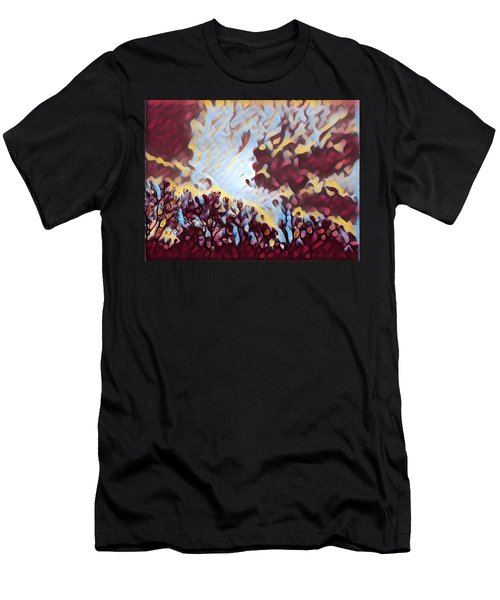 Morning Sky Men's T-Shirt (Athletic Fit)