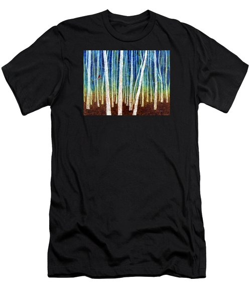 Morning Song II Men's T-Shirt (Athletic Fit)