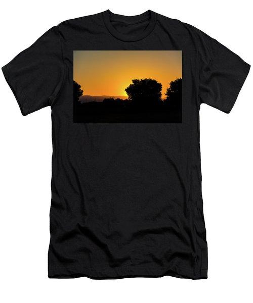 Morning Sunshine Men's T-Shirt (Athletic Fit)