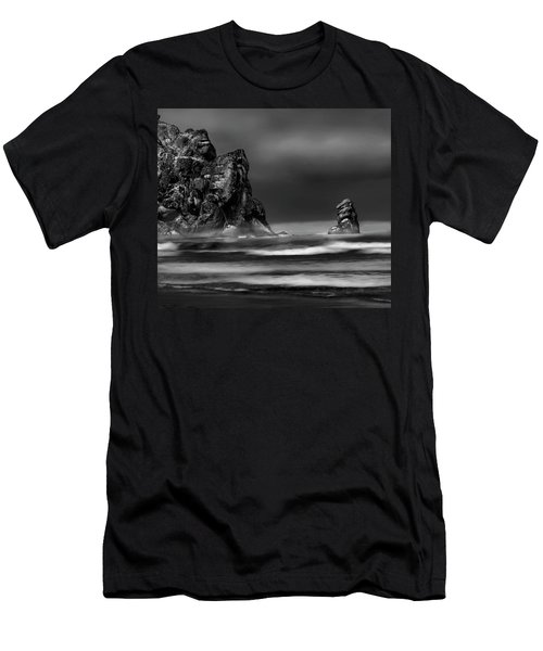 Morning Swell Men's T-Shirt (Athletic Fit)
