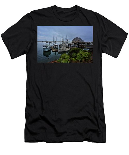Morro Bay Men's T-Shirt (Athletic Fit)