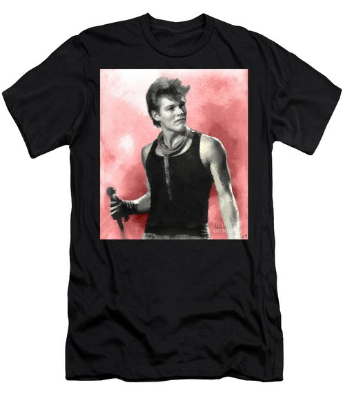 Morten Harket - A-ha Men's T-Shirt (Athletic Fit)