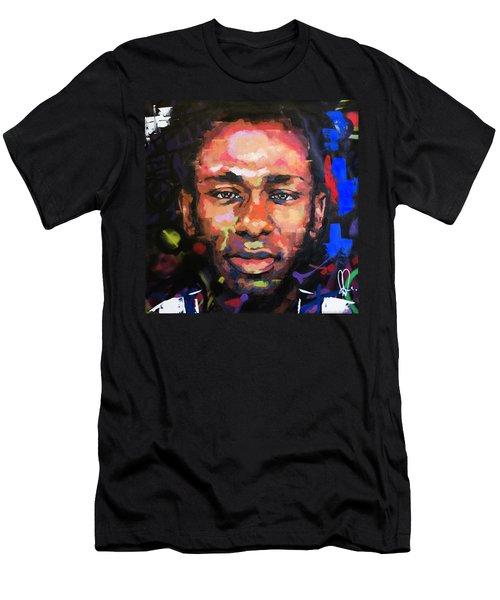 Mos Def Men's T-Shirt (Athletic Fit)