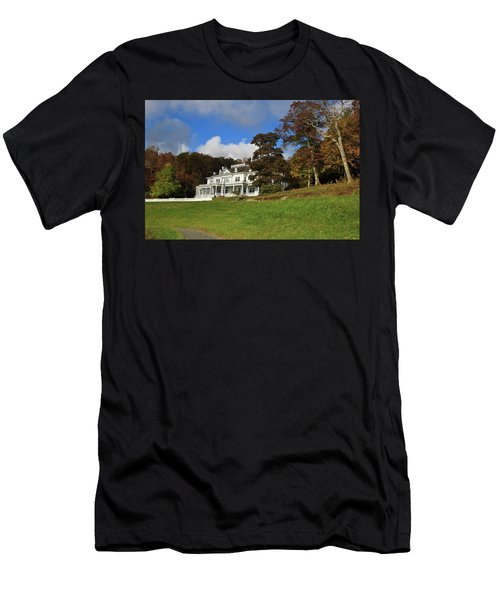 Moses Cone Flat Top Manor Men's T-Shirt (Athletic Fit)