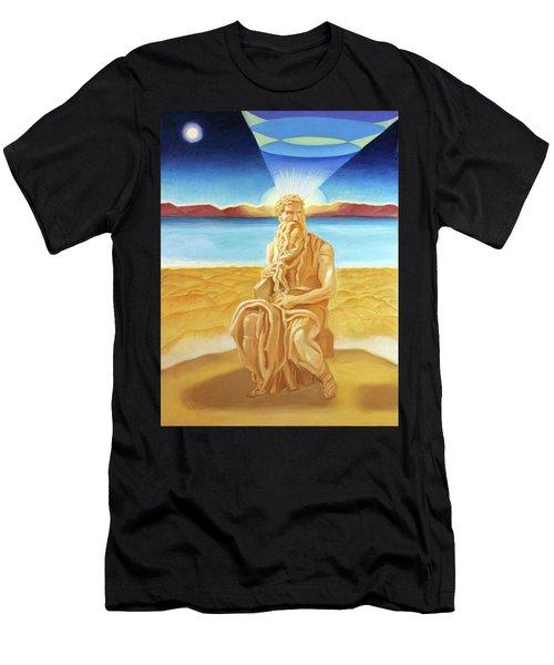 Moshe Rabbenu  Men's T-Shirt (Athletic Fit)