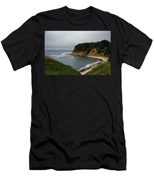 Moss Beach Men's T-Shirt (Athletic Fit)