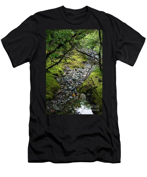 Moss Stream Men's T-Shirt (Athletic Fit)