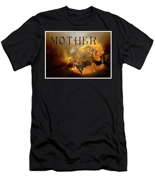 Mother Art Men's T-Shirt (Athletic Fit)