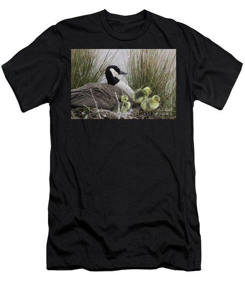 Mother Goose Men's T-Shirt (Athletic Fit)