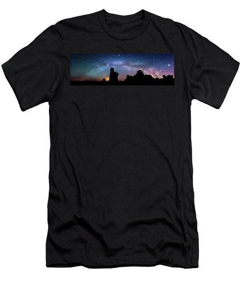Men's T-Shirt (Athletic Fit) featuring the photograph Mother Of The Garden by Darren White