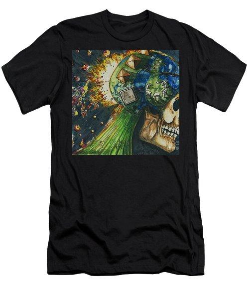 Motherboard Men's T-Shirt (Athletic Fit)