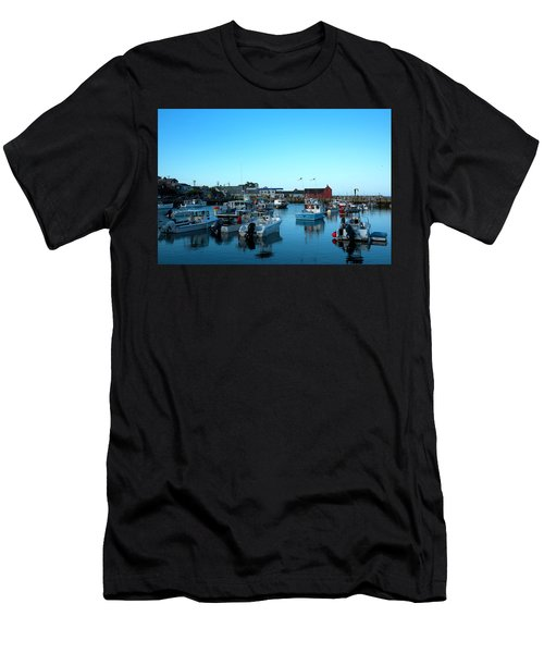 Motif Number 1 Men's T-Shirt (Athletic Fit)