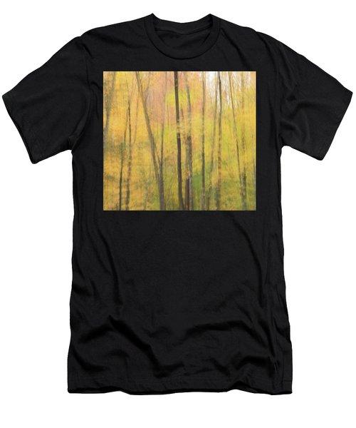 Motion In Color Men's T-Shirt (Athletic Fit)