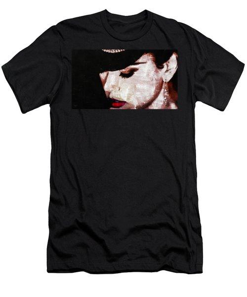 Moulin Rouge - Nicole Kidman Men's T-Shirt (Athletic Fit)