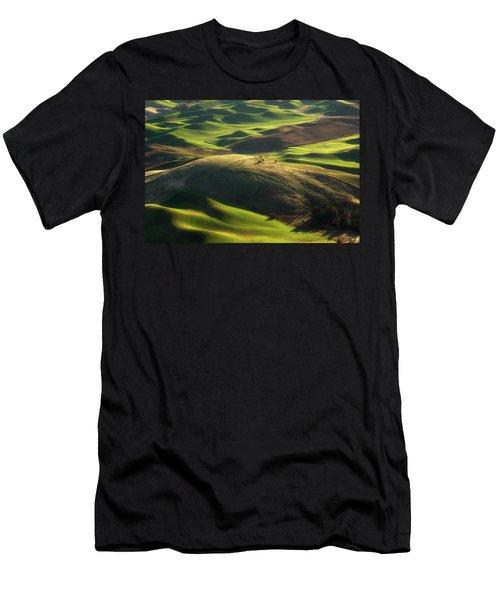 Mounds Of Joy Men's T-Shirt (Athletic Fit)