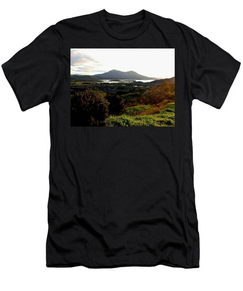 Mount Konocti Men's T-Shirt (Athletic Fit)