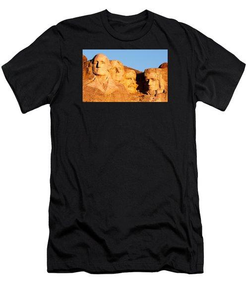 Mount Rushmore Men's T-Shirt (Athletic Fit)