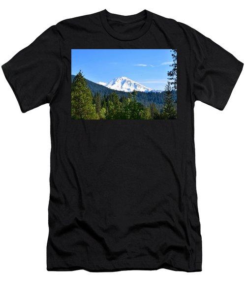 Mount Shasta Men's T-Shirt (Athletic Fit)