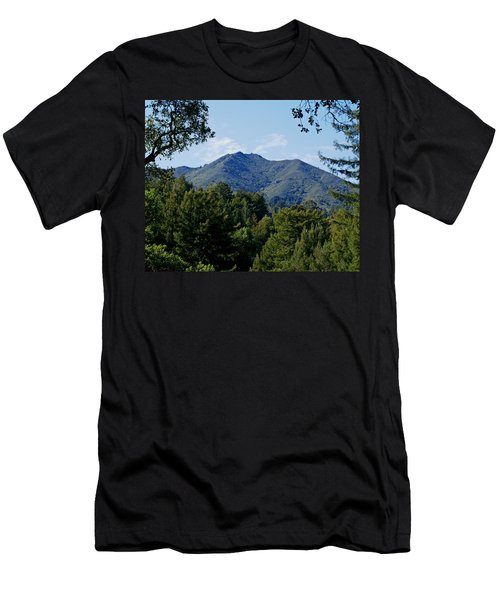Mount Tamalpais Men's T-Shirt (Athletic Fit)