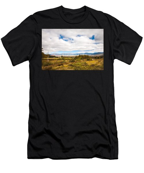 Mount Washington Hotel Men's T-Shirt (Athletic Fit)