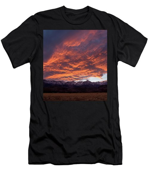 Mount Whitney Men's T-Shirt (Athletic Fit)